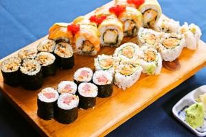 Sushi Roll Combo